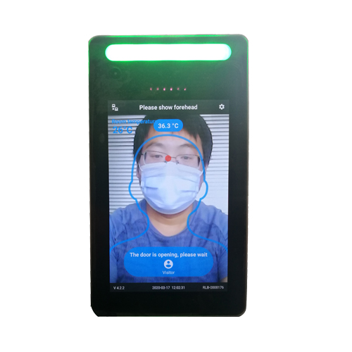 Face Recognition with Temperature Detection Device IDL-FRM06